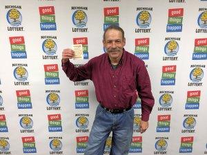 01.19.16 Powerball 01.13.16 Draw $1 Million Michael Paine Photo Iron County