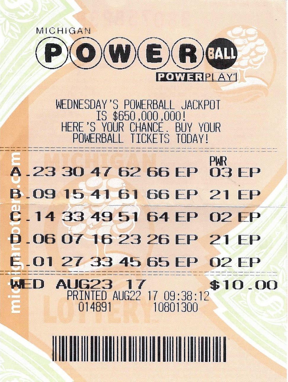 Novi Woman Wins 1 Million Powerball Prize Michigan Lottery Connect