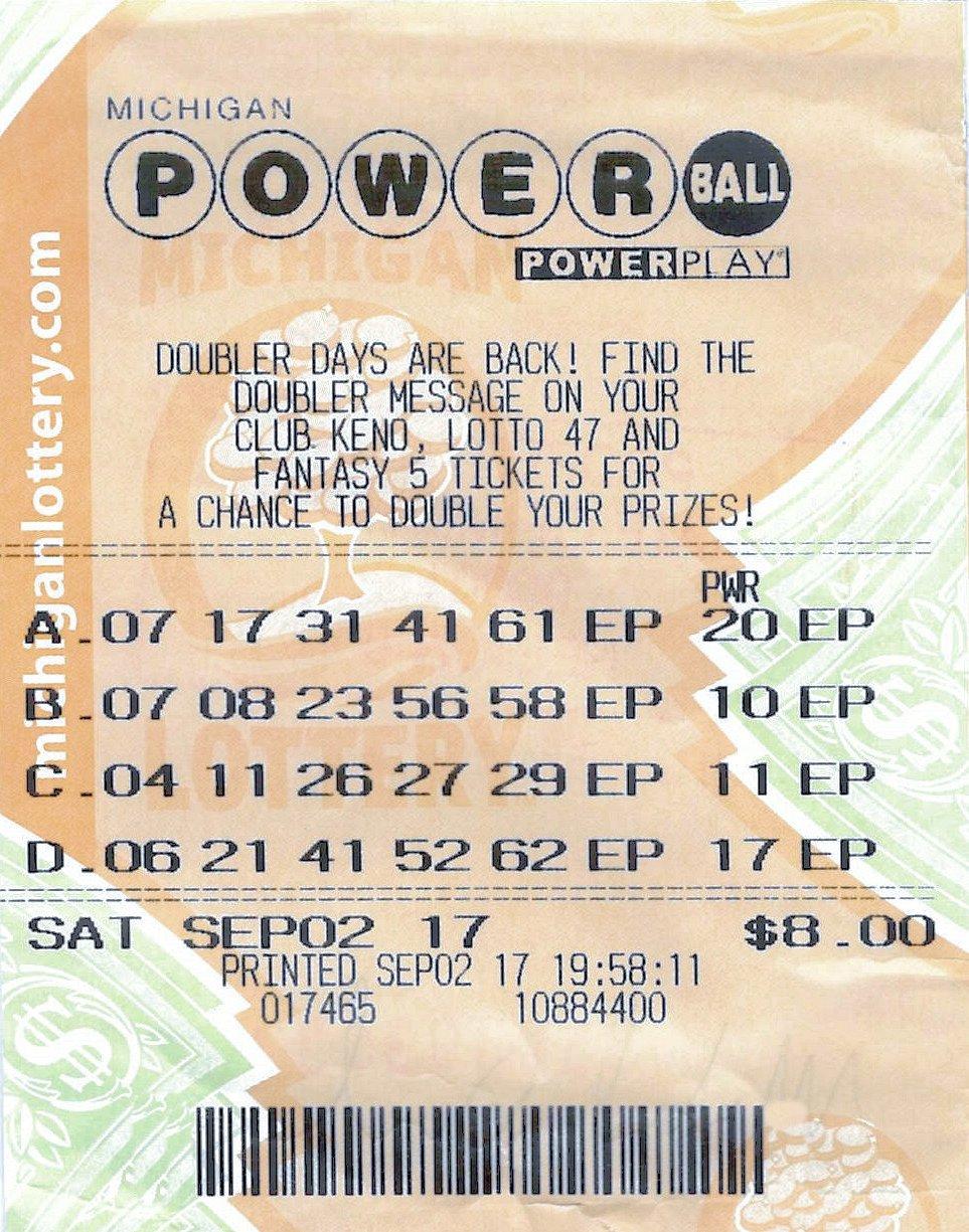 Wayne County Man Wins 1 Million Powerball Prize