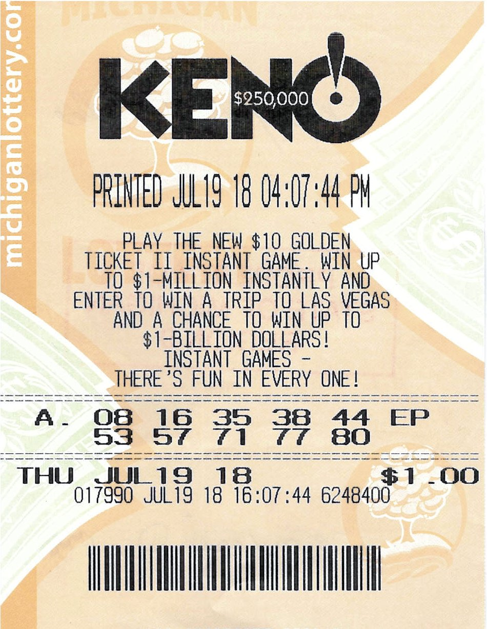 Calhoun County Woman Wins $250,000 KENO! Prize from the