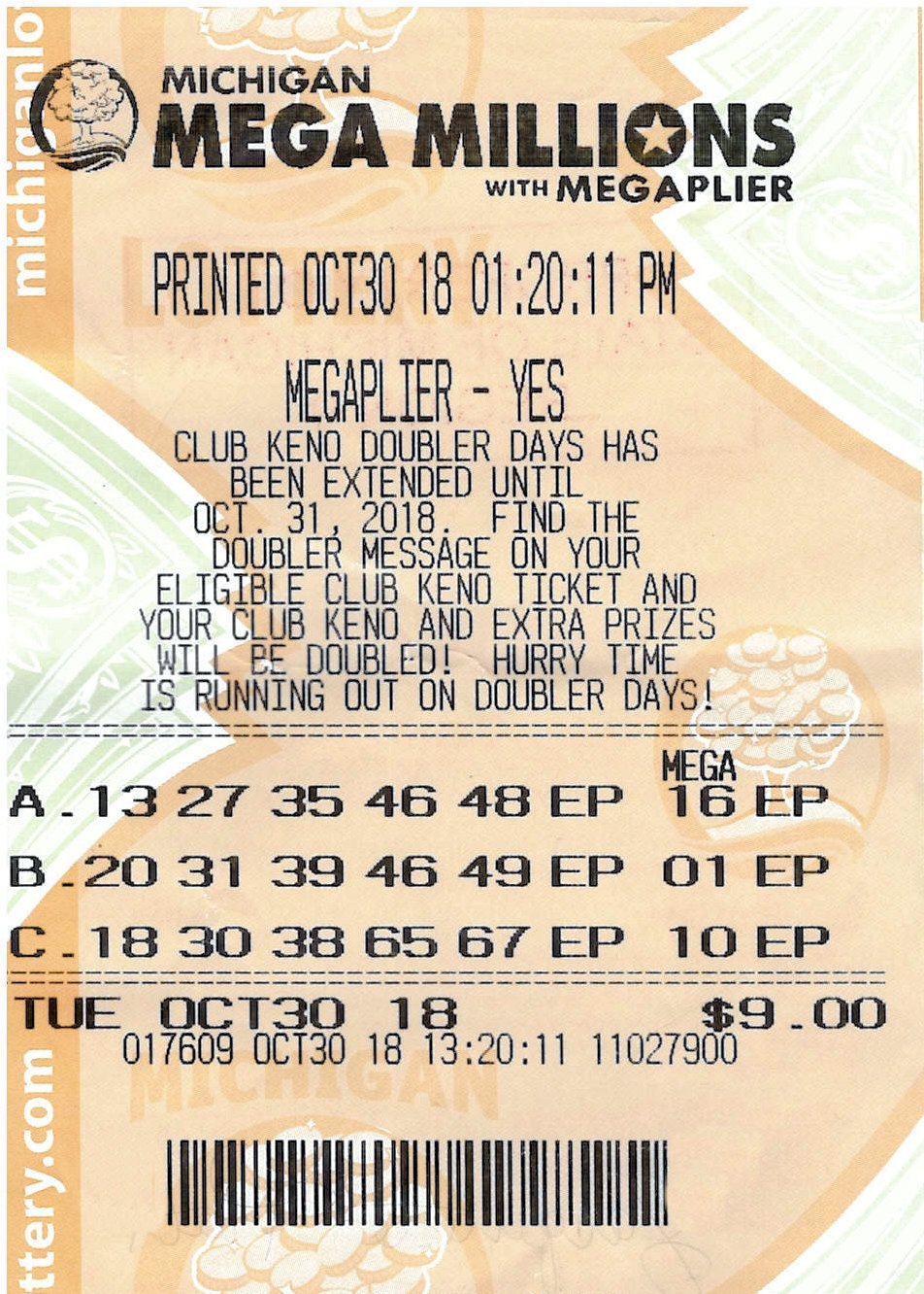 Mega millions drawing days tuesday and friday