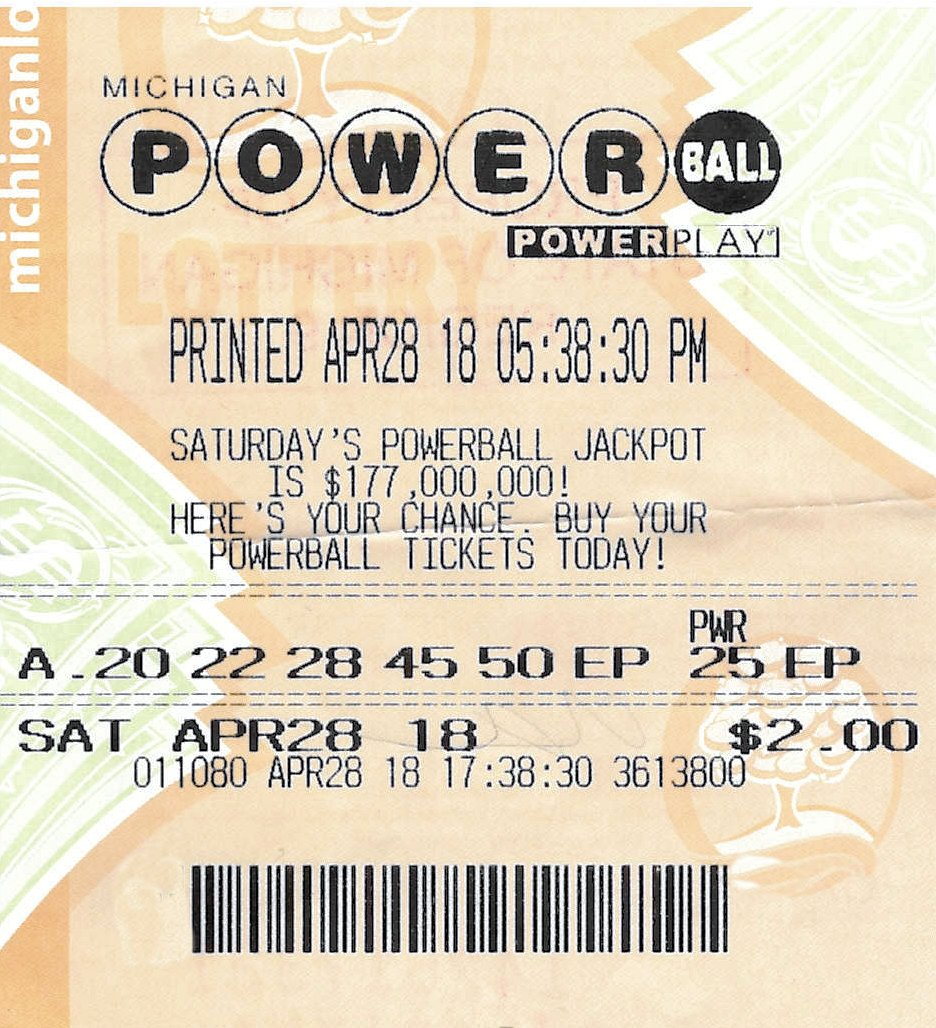 Ohio Man Wins 1 Million Powerball Prize From The Michigan Lottery
