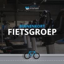 Nieuwe fietsgroep