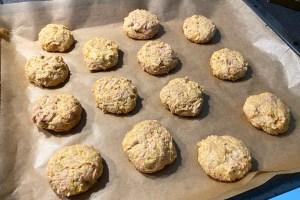 Highlight der Woche_selbstgebackene Kekse zu Milows Geburtstag