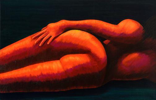 Desnudo trasero