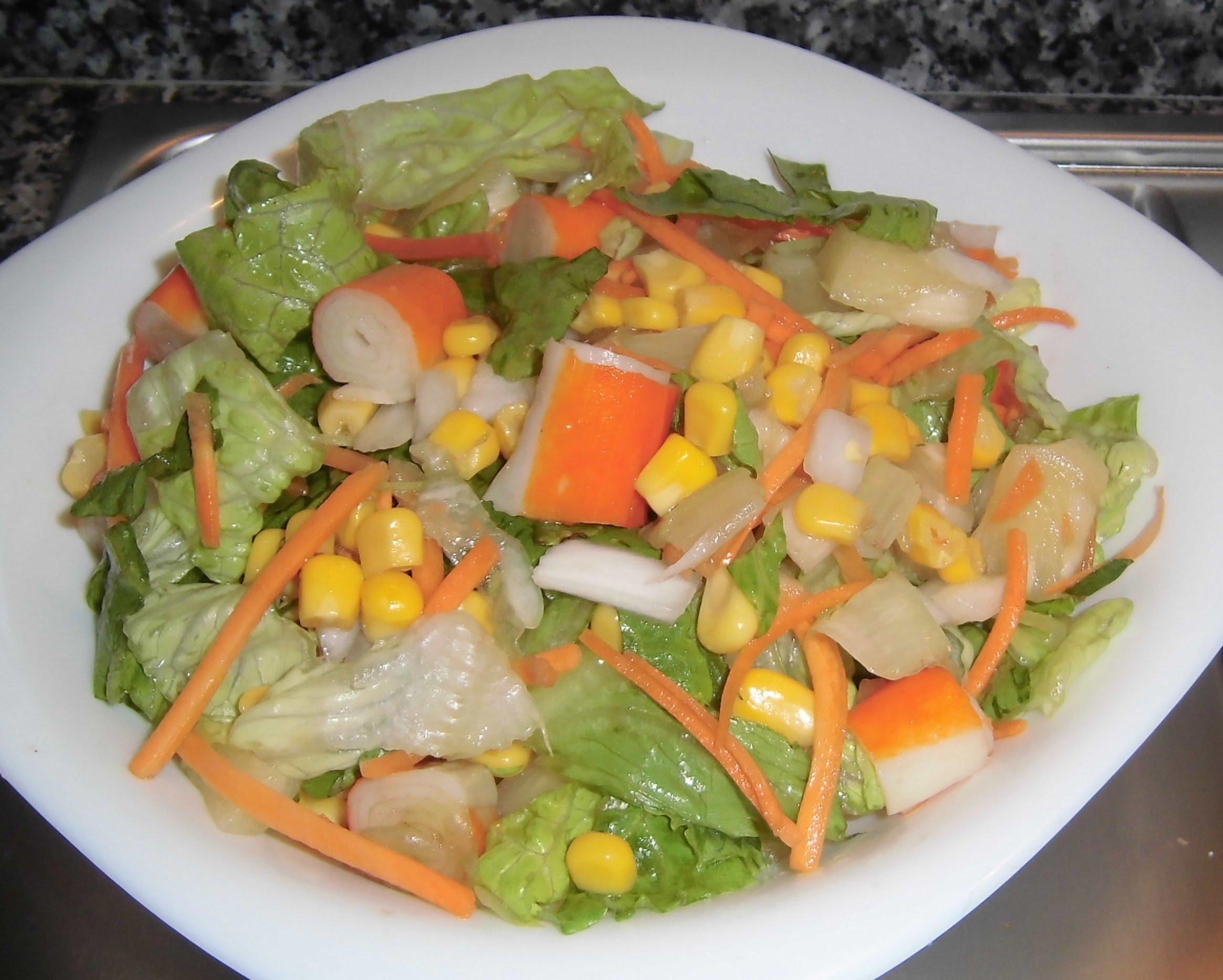 ensaladas saludables 3  Mil Recetas