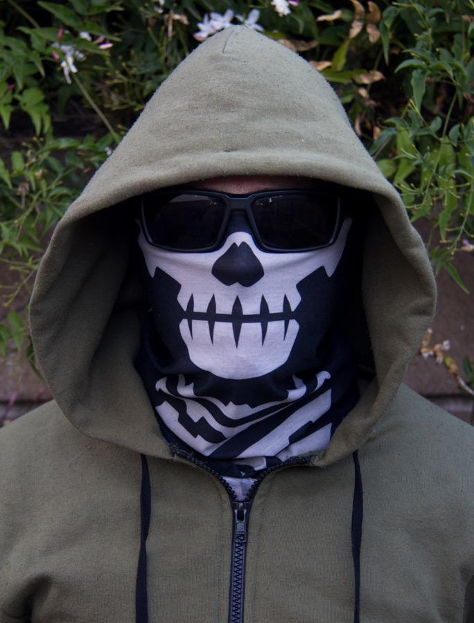 MSM Skull Mask Multiwrap  MILSPEC MONKEY STORE
