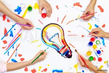 lightbulb-group-painting