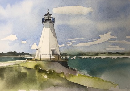 Nancy Murphree Davis Lighthouse