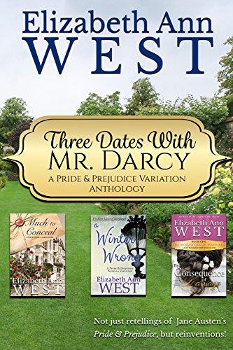 Three Dates with Mr. Darcy Bundle