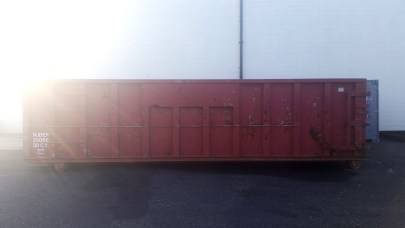 Corrosion Dumpster