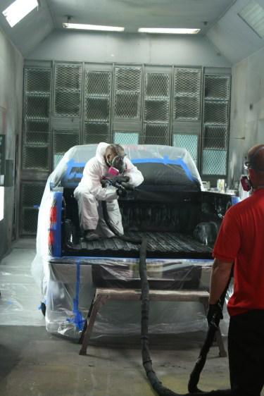 Tough Coat™ on Chevrolet Silverado