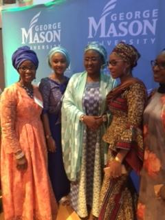 First Lady of The Federal Republic Of Nigeria Mrs Aisha Muhammadu Buhari (7)