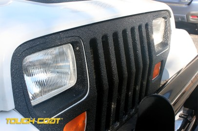 After Tough Coat on Jeep