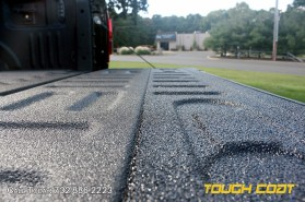 Tough Coat on Ford F150 Lariat