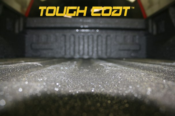 Bed Liner Tough Coat Ford F150