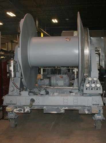 OK-410 Winch System Undersea Warfare