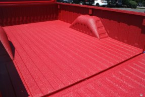 Bed Liner Tough Coat