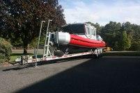 Manasquan Police Rescue Boat