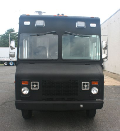 Voorhees Mobile Field Communication Command Post