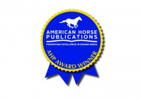 American Horse Publications badges
