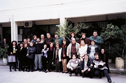 """Ο Σύλλογος των Καθηγητών του 3ου Ενιαίου Λυκείου (πρώην Ενιαίου Πολυκλαδικού Λυκείου) Νέας Φιλαδέλφειας """"Μίλτος Κουντουράς""""."""