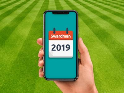Trávníkářský kalendář 2019 - péče o trávník profesionálně