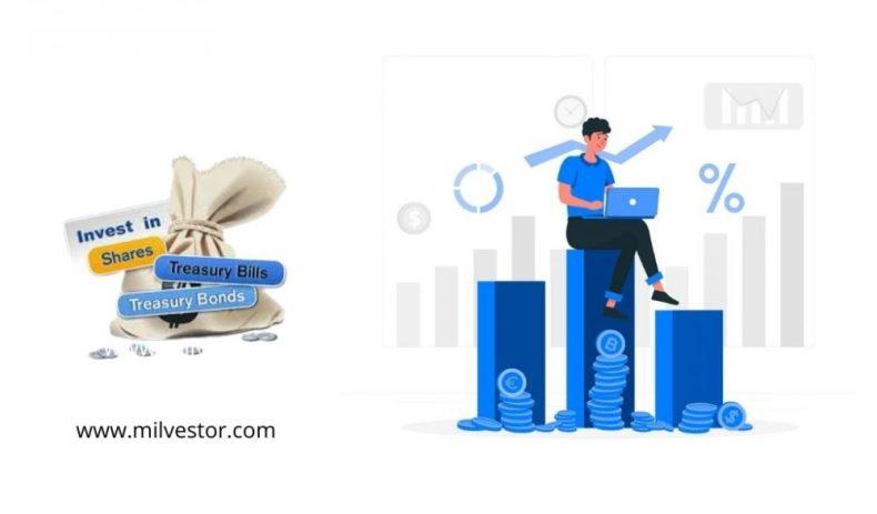 Online Investment (treasury bills and bonds)