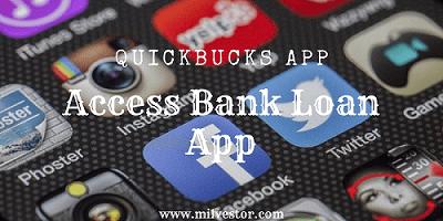 QuickBucks App