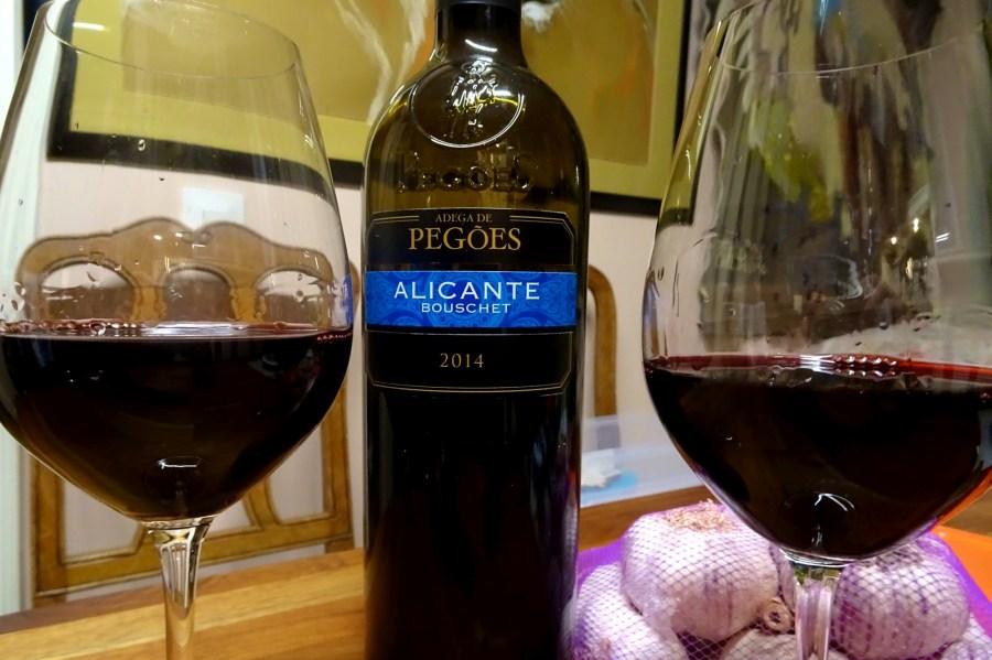 Alicante Portugali must vein MilVinhos