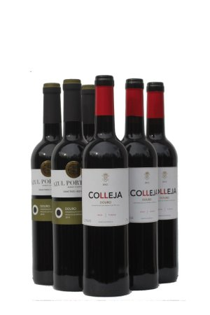 punane vein, douro vein