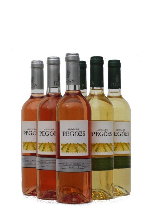 valge vein, rose vein, roosa vein