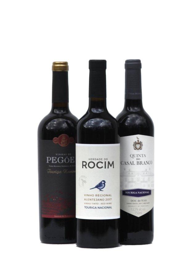 Touriga Nacional, punane vein