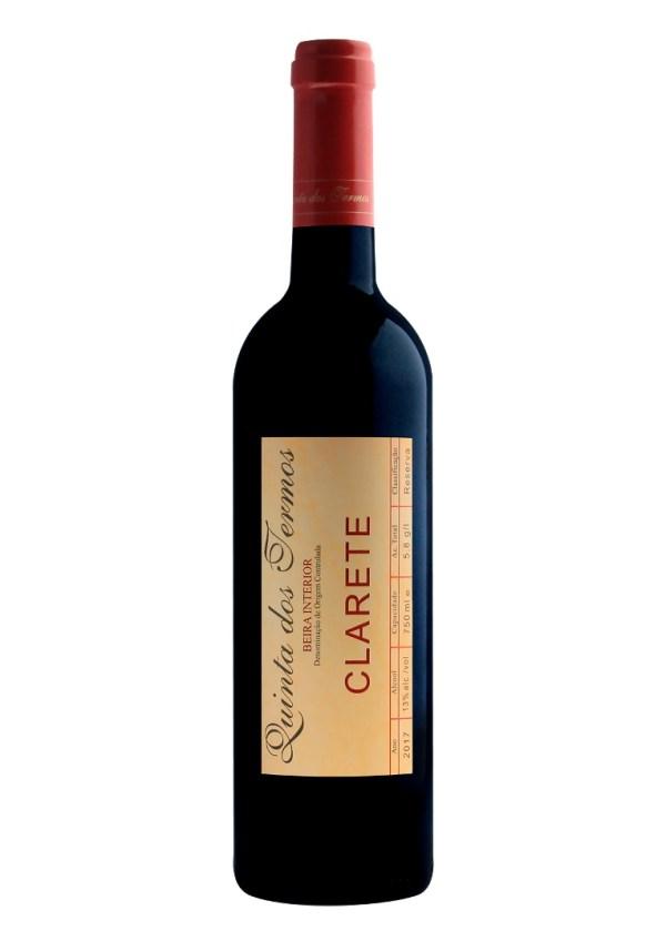 kerge punane vein, klarett