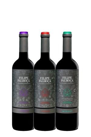 punase veini komplekt