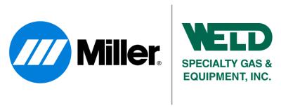 Miller | Weld Specialty