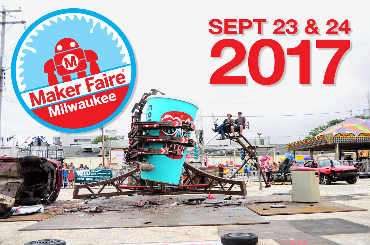 Maker Faire Milwaukee 2017