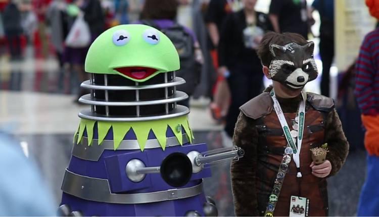 The Kermit Dalek