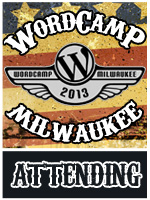 I'm Attending WordCamp Milwaukee