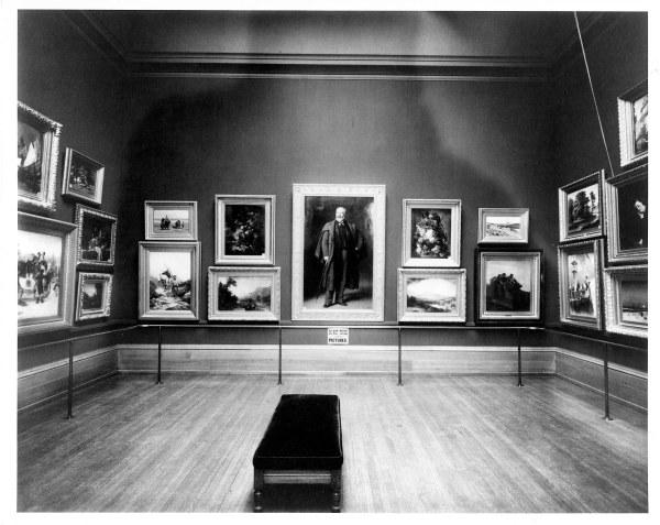 Art Gallery Wall Museum