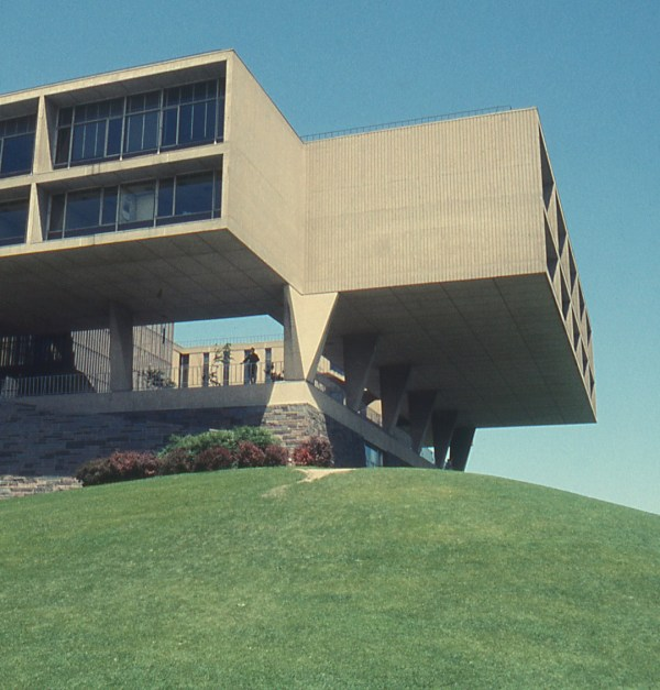 Bit Of Milwaukee In Saarinen Archives Yale