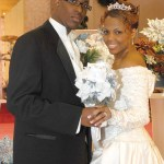 Melaina K Henson and Craig Barnett Jr united in holy matrimony