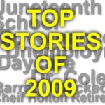 Top stories of 2009
