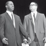 Hansberry defines history with the production 'The Meeting'