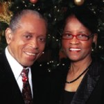 Golden Anniversary Celebration for Reverend David and Miriam Blathers