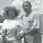 Will Perkins, Sr. and his wife Mildred honored by ACT Business Improvement District