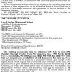MPS Requesting BIDs for Montessori Expansion at Lloyd Barbee Montessori School