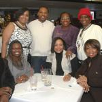 Fundraiser held in support of Ptosha Davis becoming Leukemia & Lymphoma Society Woman of the Year