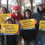 WI NAACP Youth Council joins Madison protest