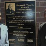 Grand Opening Ceremony of the Thomas H. Wynn Memorial Apartments: Veterans Manor on Memorial Day